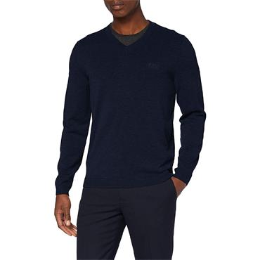Hugo Boss Gents Varono Sweater Navy