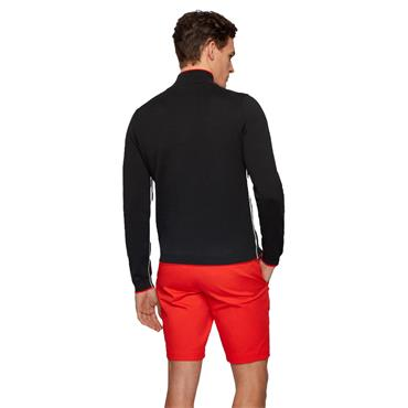 BOSS Gents Ziston Sweater Black 002