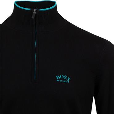 Hugo Boss Gents Ziston Sweater Black