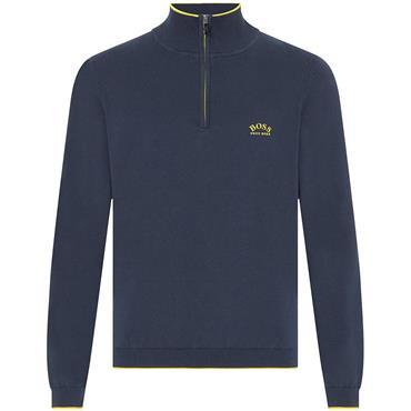 BOSS Gents Ziston Sweater Navy 411