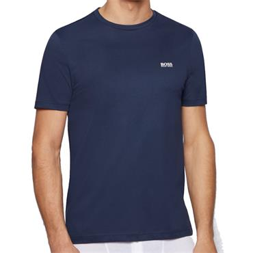 BOSS Gents T-Shirt 2-Pack Assorted 960 Dark Blue - White
