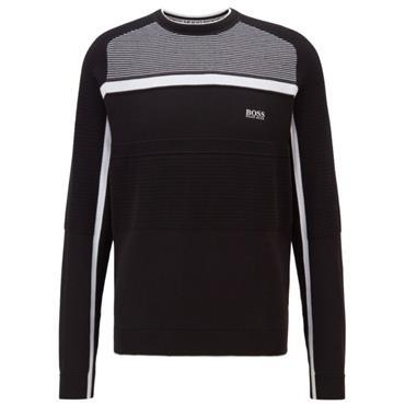 BOSS Gents Remi Sweatshirt Black