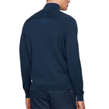 BOSS Gents Zenno Sweater Navy 410