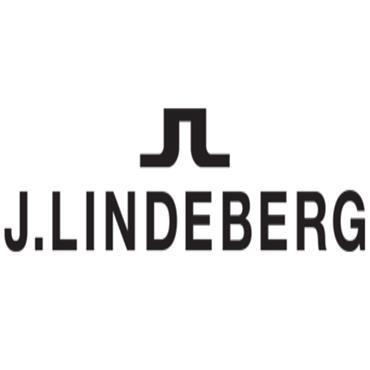 J.Lindeberg Gents Elements Jersey Running Hoodie Black Melange