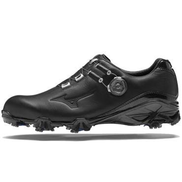 Mizuno Gents Genem GTX Shoes Black