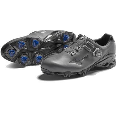 Mizuno Gents Genem GTX Shoes Grey
