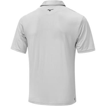 Mizuno Gents Move Tech Quick Dry Polo White