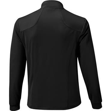 Mizuno Gents Move Warmer Hybrid Jacket Black