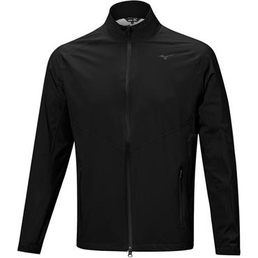 Mizuno Gents Nexlite Waterproof 2.0 Jacket Black