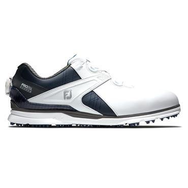FootJoy Gents Pro SL Carbon Ltd BOA Shoes White - Navy - Black