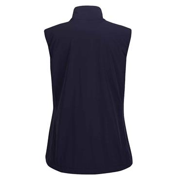 Golfino Ladies Premium Wind Protection Golf Waistcoat Navy
