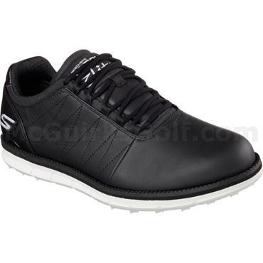 Skechers Gents Go Golf Tour Elite Golf Shoes Black - White