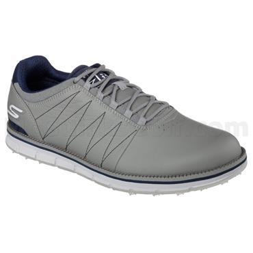 Skechers Gents Go Golf Tour Elite Golf Shoes Charcoal - Navy