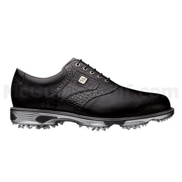FootJoy Gents DryJoy Shoes Black Medium Fit