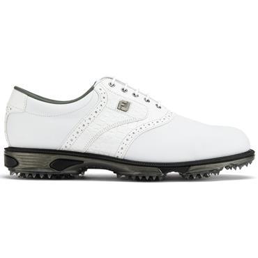 FootJoy Gents DryJoy Tour Shoes Medium Fit White