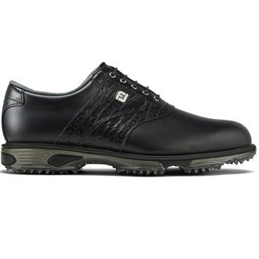 Footjoy Gents DryjJoys Tour Golf Shoes Wide Fit Black