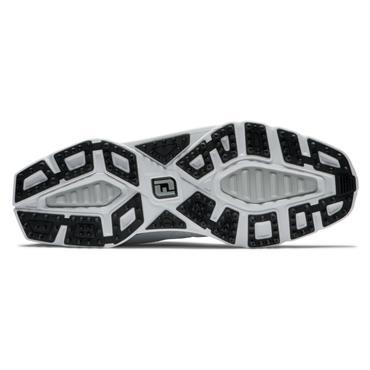 FootJoy Gents Pro SL Shoe Wide Fit White - Grey