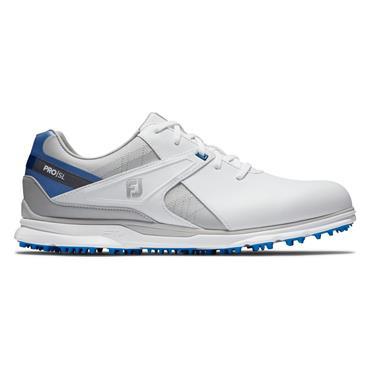 FootJoy Gents Pro SL Shoe White - Blue