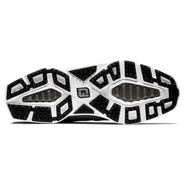 FootJoy Gents Pro SL Shoes Medium-Fit Grey - White