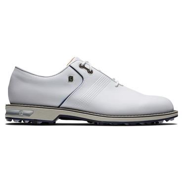 FootJoy Gents Premiere Flint Shoes Wide Fit White