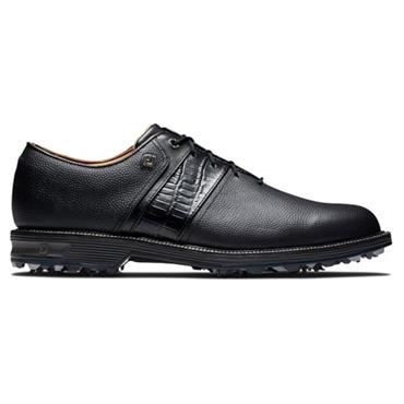 FootJoy Gents Premiere Packard Shoes Wide Fit Black