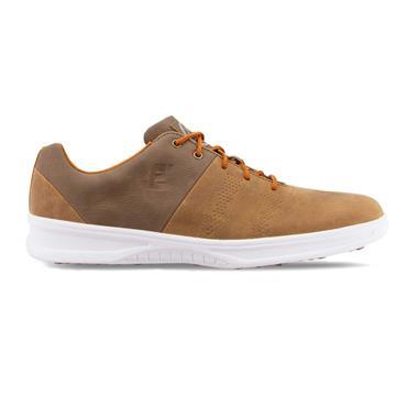 FootJoy Gents Contour Shoe Wide Fit Brown