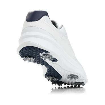 FootJoy Gents Contour Spiked Shoe Medium Fit White