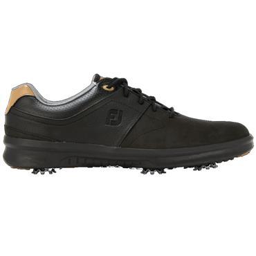 FootJoy Gents Contour Shoe Wide Fit Black