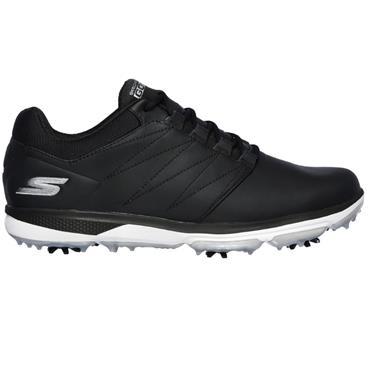 Skechers Gents Pro 4 Shoes Black - White