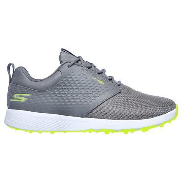 Skechers Gents Go Golf Elite 4 Prestige Shoes Grey - Lime