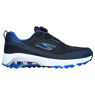 Skechers Gents Go Golf Skech-Air Twist Shoes Blue - Black