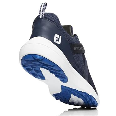 FootJoy Gents Flex Spikeless Shoes Navy