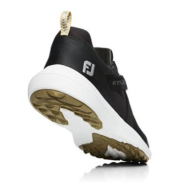 FootJoy Gents Flex Spikeless Shoes Black