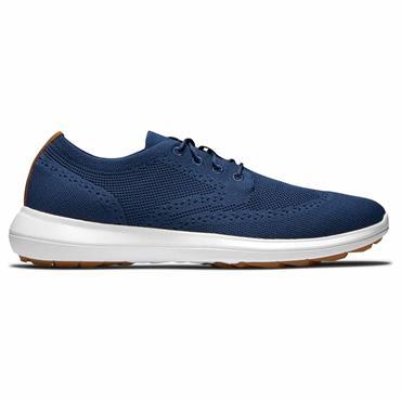 FootJoy Gents Flex LE2 Shoes Medium-Fit Dark Blue