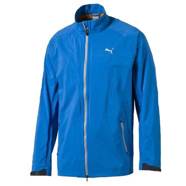 Puma Gents Storm Jacket Blue