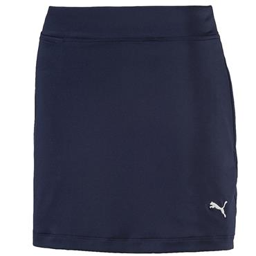 Puma Junior Girls Knit Skirt Peacoat