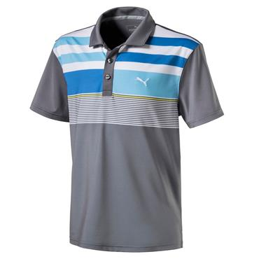 Puma Junior - Boys Road Map Polo Quarry