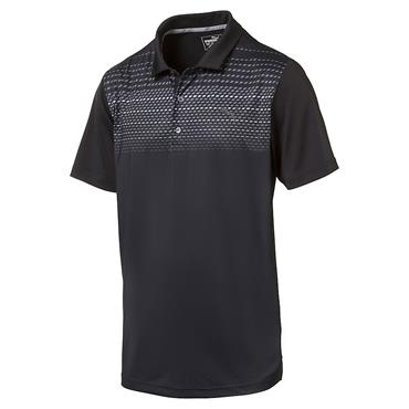 Puma Gents Roadmap Polo Black