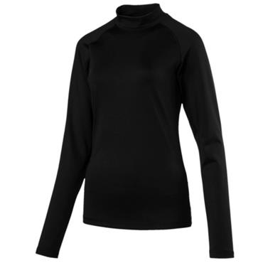 Puma Ladies Warm Baselayer Black