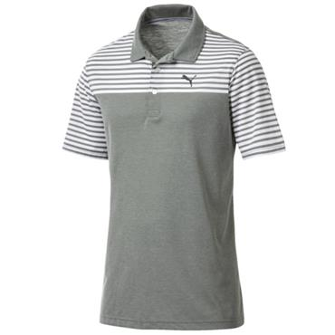 Puma Gents Clubhouse Polo Shirt Quiet Shade