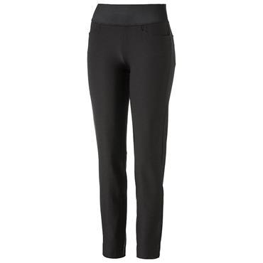 e82b6c0aad97 Puma Ladies Pull On Trousers Black ...