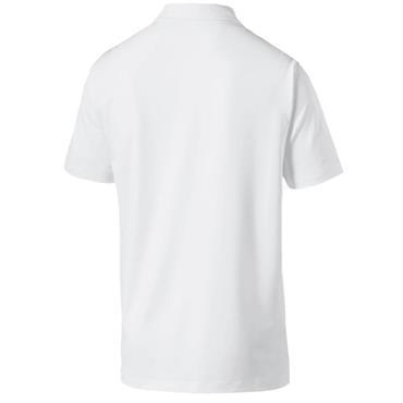 Puma Gents Spotlight Polo Shirt Quarry - Black
