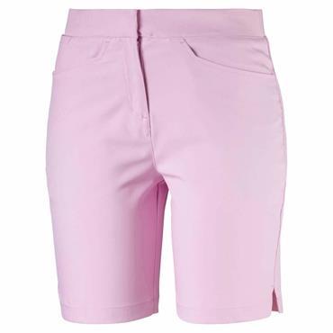 Puma Ladies Pounce Bermudas Pink