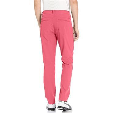 Puma Gents Jackpot 5-Pocket Pants Rapture Rose