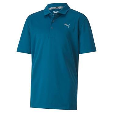 Puma Junior - Boys Essential Polo Shirt Digi Blue