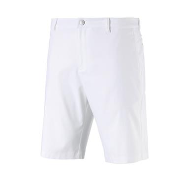 Puma Gents Jackpot Short Bright White