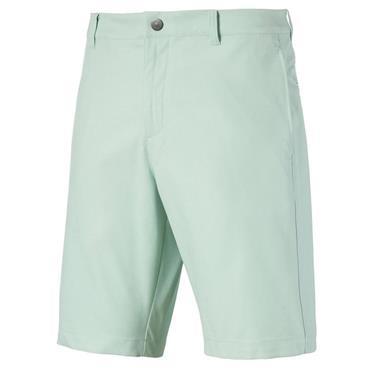 Puma Gents Jackpot Shorts Mist Green