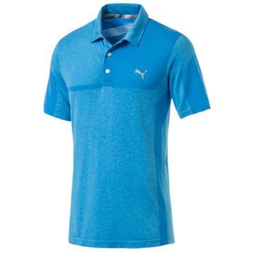 Puma Gents 3D Breakers Polo Shirt Azure Blue