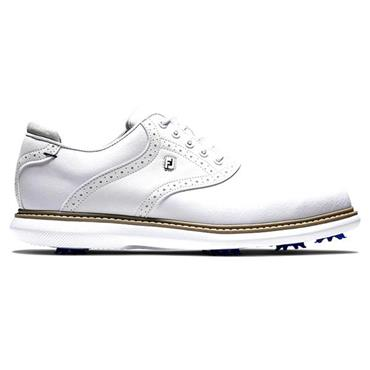 FootJoy Gents FJ Traditions Shoes White