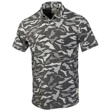 Puma Gents Raleigh Polo Shirt Quiet Shade